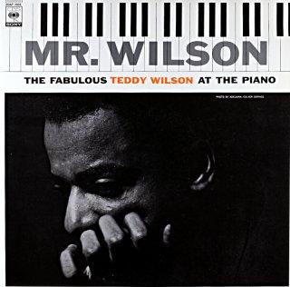 TEDDY WILSON / MR. WILSON