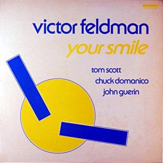 VICTOR FELDMAN / YOUR SMILE Us盤