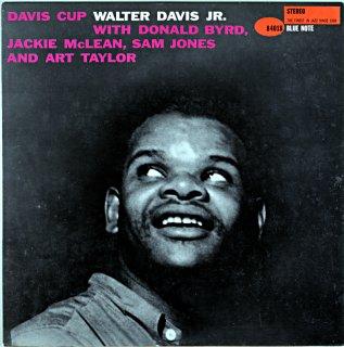 WALTER DAVIS DAVIS CUP
