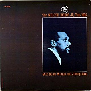 THE WALTER BISHOP JR. TRIO / 1966 (Fantsy盤)