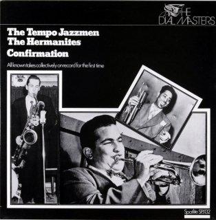 DIZZY GILLESPIE / THE TEMPO JAZZMEN -THE DIAL NASTER Uk盤
