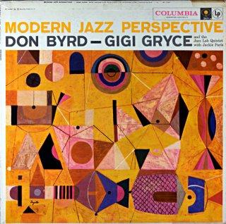 DONALD BYRD MODERN JAZZ PERSPECTIVE Original盤