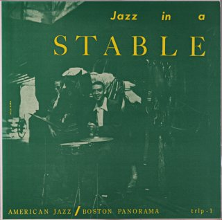 JAZZ IN A STABLE HERB POMEROY (Fresh sound盤)