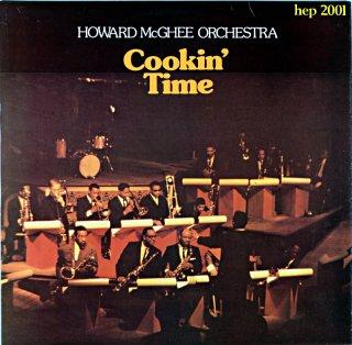 HOWARD McGHEE COOKIN' TIME Uk盤