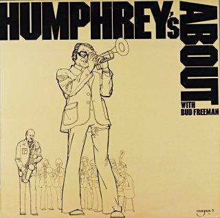 HUMPHREY LYTTELTON HUMHREY'S ABOUT WITH BUD FREEMAN Uk盤