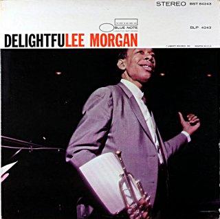 DELIGHTFU LEE MORGAN (Liberty盤)