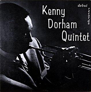 KENNY DORHAM QUINTET (OJC盤)