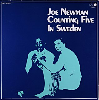 JOE NEWMAN COUNTING FIVE IN SWEDEN