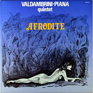 AFRODITE OSCAR VALDAMBRINI Itarian盤