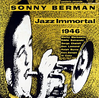 SONNY BERMAN JAZZ IMMORTAL 1946