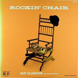 ROY ELDRIDGE ROCKIN' CHAIR