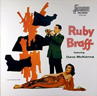 RUBY BRAFF FEATURING DAVE McKENNA