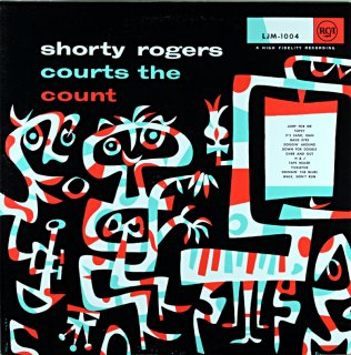 SHORTY ROGERS CURTS THE COUNT