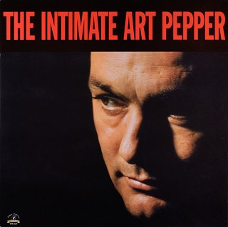 ART PEPPER INTIMATE 45回転盤 2枚組 (Analogue Prodoctions盤)
