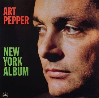 ART PEPPER NEW YORK ALBUM 45回転盤 2枚組 (Analogue Prodoctions盤)