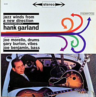 HANK GARLAND JAZZ WINDS FROM A NEW DIRECTION Us盤