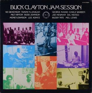 BUCK CLAYTON JAM SESSION VOL . 2
