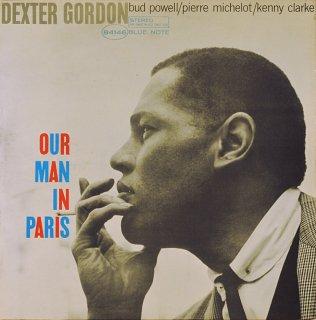 DEXTER GORDON OUR MAN IN PARIS Us盤