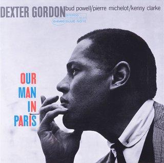 OUR MAN IN PARIS DEXTER GORDON Us盤