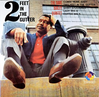 2FEET IN THE GUITER THE DAVE BAILEY QUINTET Us盤