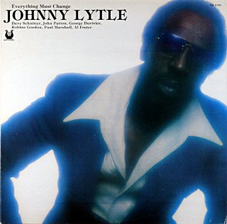 EVERYTHING MUST CANGE JOHNNY LYTLE Us盤