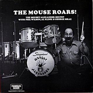 MOUSEY ALEXANDER THE MOUSE ROARS Original盤