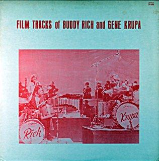 FILM TRACKS OF BUDDY RICH AND GENE KRUPA Us盤