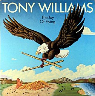 TONY WILLIAMS THE JOY OF FLYING Us盤