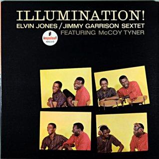 ELVIN JONES ILLUMINATION Original盤