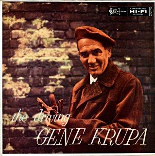 GENE KRUPA THE DRIVING GENE KRUPA Original盤