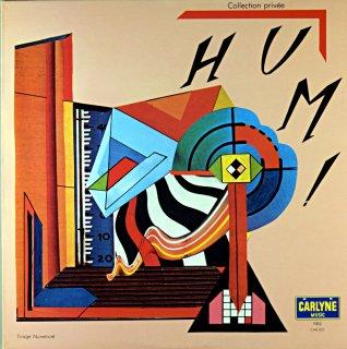 DANIEL HUMAIR COLCOLLECTION PRAIVEE HUM ! French盤