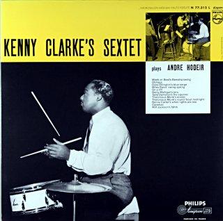 KENNY CLARKE'S SEXTET PLAYS ANDRE HODEIR