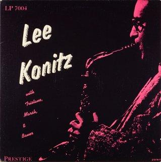 LEE KONITZ WITH TRISTANO, MARSH, & BAUER(OJC盤)