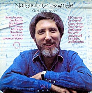 CHUCK ISRAELS NATIONAL JAZZ ENSEMBLE Original盤