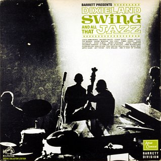 LOUIS ARMSTRONG DIXIELAND SWING AND ALL THAT JAZZ