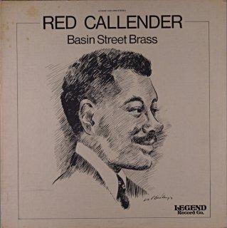 RED CALLENDER / BASIN STREET BRASS Original盤