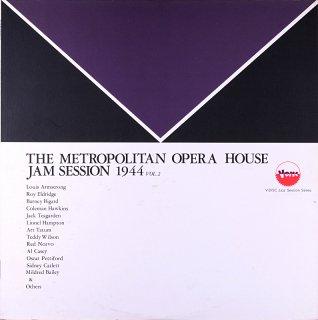 THE METROPOLITAN OPERA HOUSE VOL 2