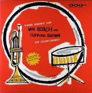 MAX ROACH AND CLIFFORD BROWN IN CONCERT Us盤