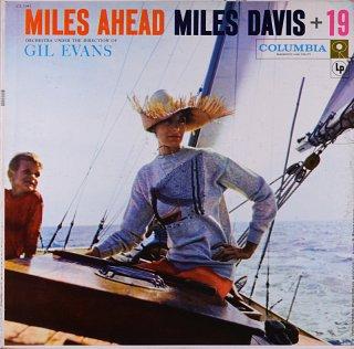 MILES DAVIS MILES AHEAD Original盤