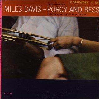 MILES DAVIS PORGY AND BESS Original盤