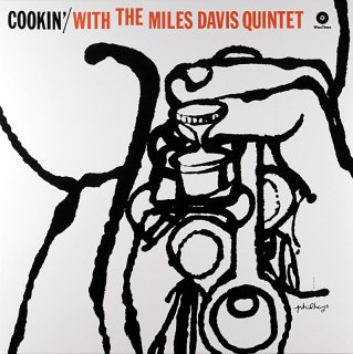 COOKIN' WITH THE MILES DAVIS QUINTET EU盤