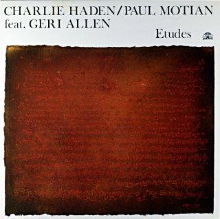 CHARLIE HADEN / PAUL MOTIAN Itarian盤