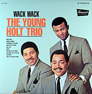 THE YOUNG HOLT TRIO ELDEE YOUNG Us盤