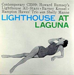 LIGHTHOUSE AT LAGUNA HOWARD RUMSEY'S LIGHTHOUSE (OJC盤)