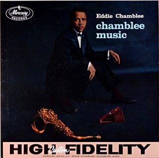 EDDIE CHAMBLEE CHAMBLEE MUSIE