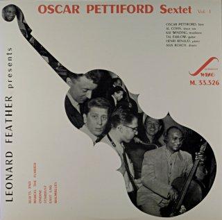 OSCAR PETTIFORD SEXTET VOL.1