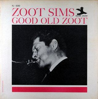 ZOOT SIMS GOOD OLD ZOOT Us盤