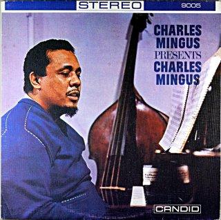 CHARLES MINGUS PRESINTS CHARLES MINGUS Itarian盤