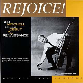 RED MITCHELL REJOICE !