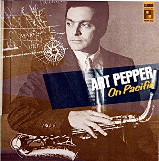 ART PEPPER ON PACIFIC